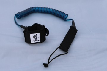 Surf-Sup Leash Coiled